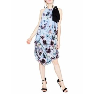 レイチェルロイ レディース ワンピース Printed Scarf Dress