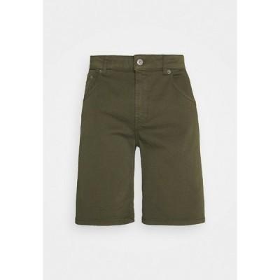 ドンダップ デニムパンツ メンズ ボトムス Denim shorts - oliv