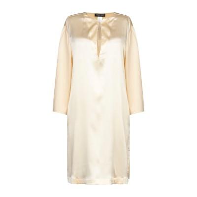 ツインセット シモーナ バルビエリ TWINSET ミニワンピース&ドレス ベージュ XS 紡績繊維 ミニワンピース&ドレス