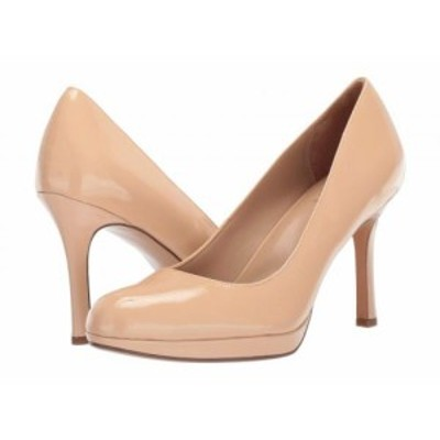 Naturalizer ナチュラライザー レディース 女性用 シューズ 靴 ヒール Celina Soft Nude Patent Leather【送料無料】