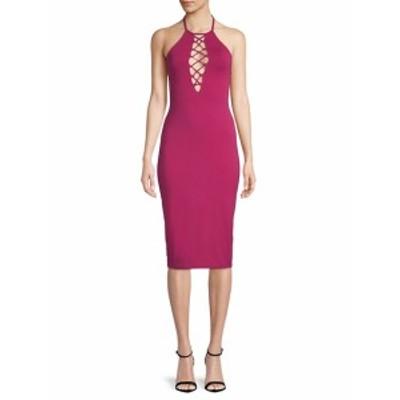 レイチェルパリー レディース ワンピース Siren Lace-Up Dress