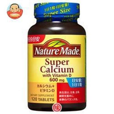 送料無料  大塚製薬  ネイチャーメイド  スーパーカルシウム  120粒×3個入