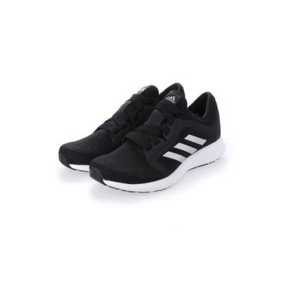 アディダス adidas レディース 陸上/ランニング ランニングシューズ edge lux 4 FW9262 (ブラック)