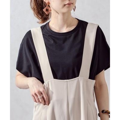 tシャツ Tシャツ タックスリーブTシャツ/AC1034
