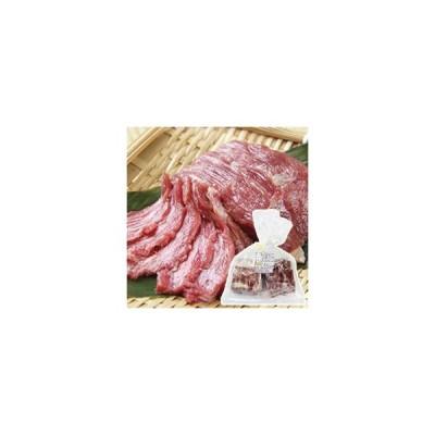 馬肉 ( 生食用 )( 馬脂注入馬刺し ) 100g 小田桐 ばさし 業務用 [冷凍食品]