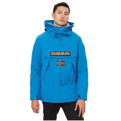 WHITE SALE 50%OFF NAPAPIJRI メンズ ジャケット NP19FMNOYI4R SKIDOO 2 BB7 BLUE