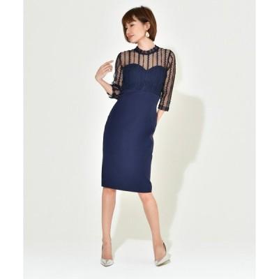 ドレス garden lace dress