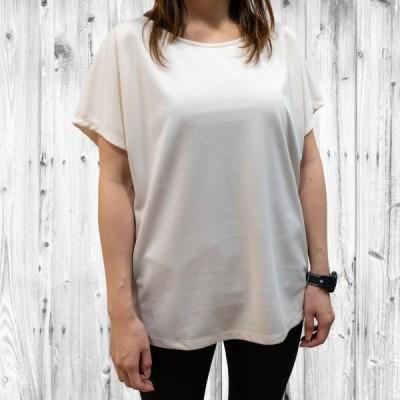 アポリト(APORITO) レディース 半袖 Tシャツ (109008-BEI)