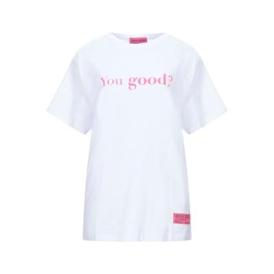 IRENEISGOOD T シャツ ホワイト XS コットン 100% T シャツ