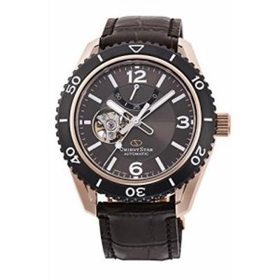 [オリエント時計] 腕時計 オリエントスター スポーツ セミスケルトン パワ (中古品)
