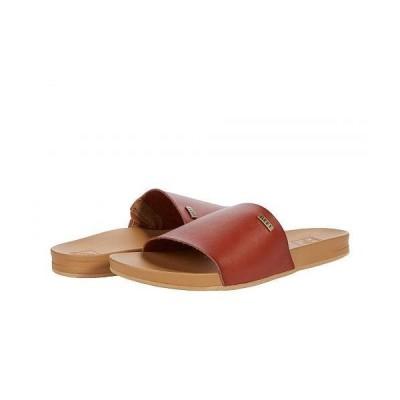 Reef リーフ レディース 女性用 シューズ 靴 サンダル Cushion Scout - Saddle