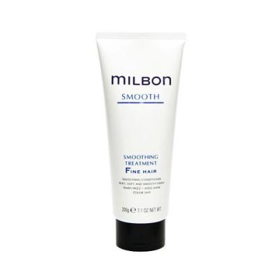 ミルボン MILBON グローバルミルボン スムージングトリートメントファインヘア 200g