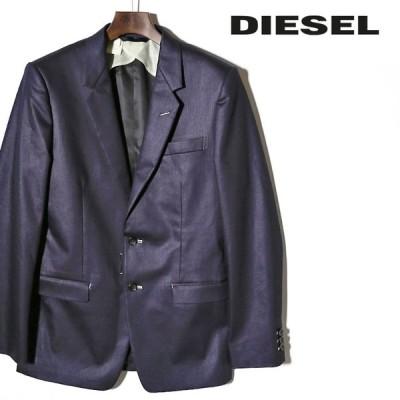 ディーゼル DIESEL テーラードジャケット メンズ エヌハリウッド コラボ 日本製 微光沢 フォーマル N.HOOLYWOOD