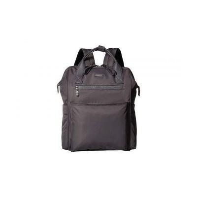 Baggallini バッガリーニ レディース 女性用 バッグ 鞄 バックパック リュック Soho Backpack - Smoke