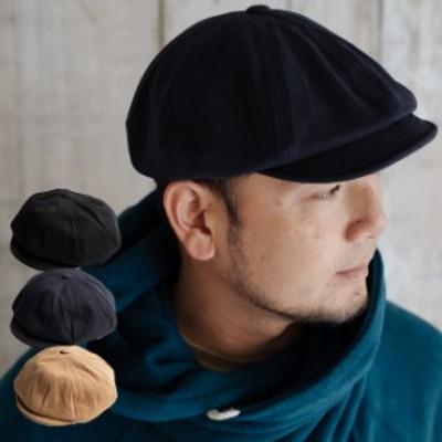 コットンツイルキャスケット 帽子 メンズ レディース 小物 秋 冬