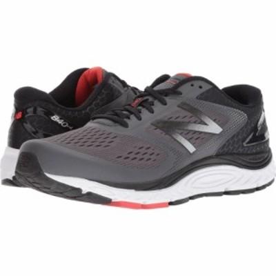 ニューバランス New Balance メンズ シューズ・靴 840v4 Magnet/Energy Red