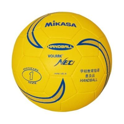 MIKASA HVN110S-B [ソフトハンド1号(小学校) 軽量約150g 黄] スポーツ用品