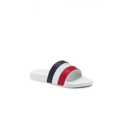 モンクレール Moncler メンズ サンダル シューズ・靴 sandal Red/White/Blue
