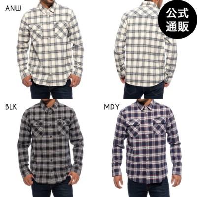 OUTLET 送料無料 2020 RVCA ルーカ メンズ THATLL WORK FLANNEL ロングスリーブシャツ 2020年秋冬モデル 全3色 S/M/L/XL rvca