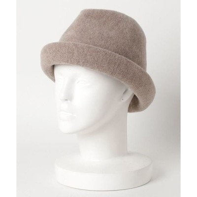 帽子 ハット ウール 8WAYS HAT