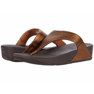 FitFlop フィットフロップ レディース 女性用 シューズ 靴 サンダル Lulu(TM) Bronze【送料無料】