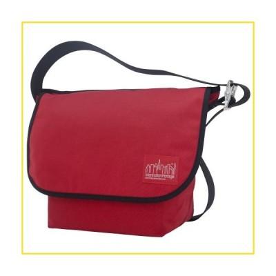 新品Manhattan Portage Vintage Messenger Bag, Red, Medium並行輸入品