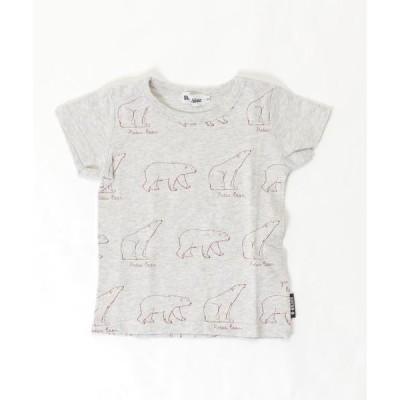 tシャツ Tシャツ SUCRE-blanc/白くまTシャツ