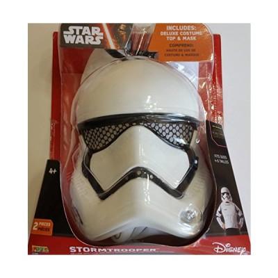 【平行輸入品】 STAR WARS STORMTROOPER Deluxe Costume Top &マスク