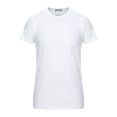 ダニエレ アレッサンドリーニ オム DANIELE ALESSANDRINI HOMME T シャツ ホワイト M コットン 100% T シャツ