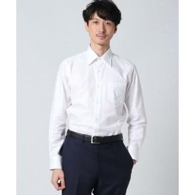 TAKEO KIKUCHI / タケオキクチ シャドーチェックシャツ