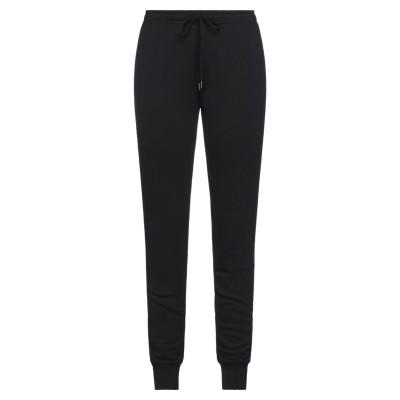 ラブ モスキーノ LOVE MOSCHINO パンツ ブラック 38 コットン 100% / ポリウレタン パンツ
