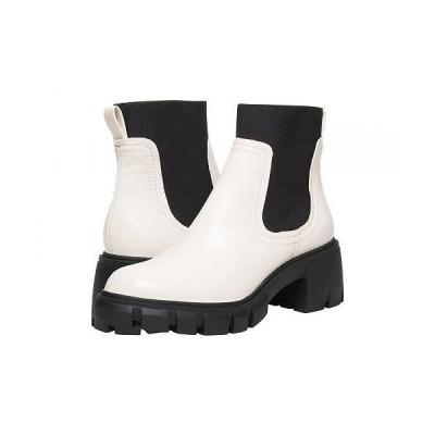 STEVEN NEW YORK スティーブンニューヨーク レディース 女性用 シューズ 靴 ブーツ アンクル ショートブーツ Hallsey - Bone Patent