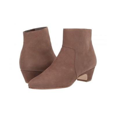 Eileen Fisher アイリーンフィッシャー レディース 女性用 シューズ 靴 ブーツ アンクルブーツ ショート Prim - Antelope Nubuck