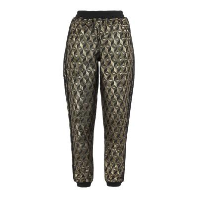 ADIDAS ORIGINALS パンツ ブラック 32 ポリエステル 85% / 金属繊維 15% パンツ