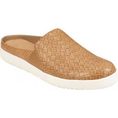 エアロソールズ Aerosoles レディース スリッポン・フラット シューズ・靴 Millstone Mule Light Tan Synthetic Leather