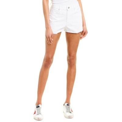 アールティーエー カジュアルパンツ ボトムス レディース RtA Ace Prime White Short prime white