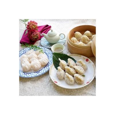 【送料込み!】【お取り寄せ】 お惣菜バイヤーおすすめ!台湾風小籠包・蒸餃子セット 【G】