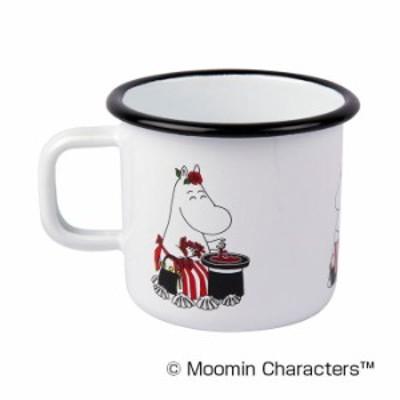 MOOMIN(ムーミン) ムーミンマグ ムーミンママ ホワイト MRA060060