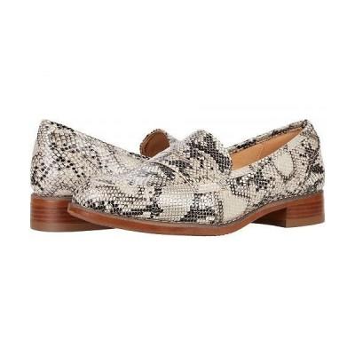 SKECHERS スケッチャーズ レディース 女性用 シューズ 靴 ローファー ボートシューズ Lala - Sly - Naturalural/Black