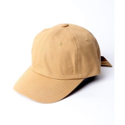 FUNALIVE / 【SENSE OF GRACE】RUBAN CAP ルバンキャップ WOMEN 帽子 > キャップ