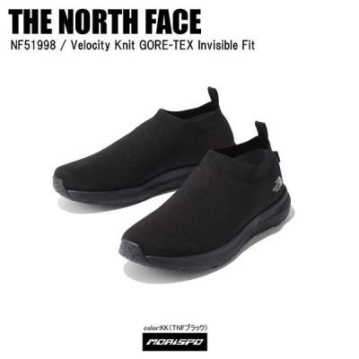THE NORTH FACE ノースフェイス スニーカー VELOCITY KNIT GTX ベロシtニット GTX NF51998 TNFブラック