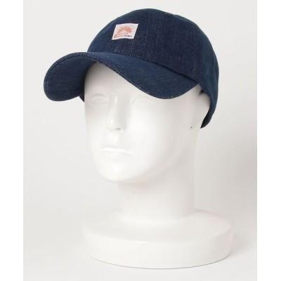 THE CASUAL / ワッペンベースボールキャップ MEN 帽子 > キャップ