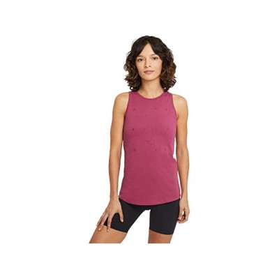 (取寄)ナイキ レディース ドライ タンク ドライフィット コットン ヨガ 2 Nike Women's Dry Tank Dri-FIT Cotton Yoga 2 Sweet Beet