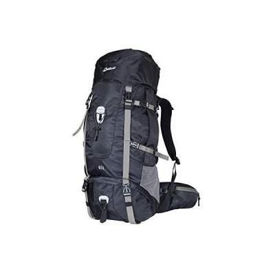Upgraded Hiking Backpack 65L Internal Frame, Daypack Backpacking for Camping(並行輸入品)