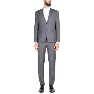 ローダ RODA スーツ 鉛色 50 バージンウール 100% スーツ