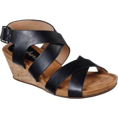 スケッチャーズ レディース サンダル シューズ Cool Step New Girl Strappy Wedge Sandal