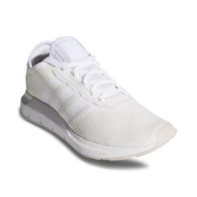 アディダス スニーカー シューズ レディース Women's Swift Run X Casual Sneakers from Finish Line Footwear White