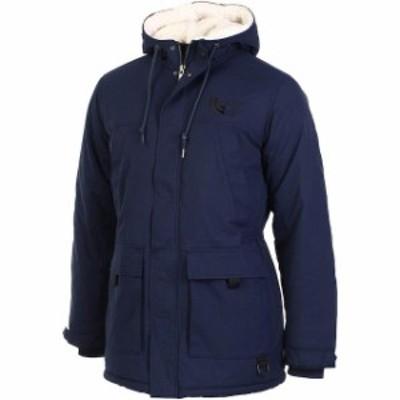 LRG エルアールジー スポーツ用品  LRG Navy Blue Lifted Equipment Jacket