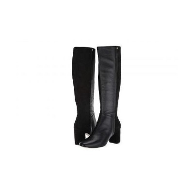 Cole Haan コールハーン レディース 女性用 シューズ 靴 ブーツ ロングブーツ Rianne Boot 65 mm - Black Leather/Suede