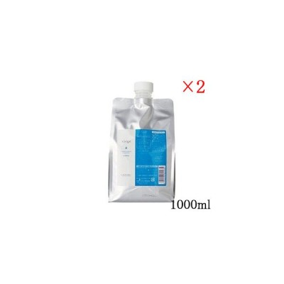 ルベル ヴィージェ シャンプー 1000ml レフィル 詰替用 ×2セット